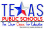 graphic Texas Public Schools Week 2018 Logo